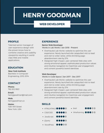 What Your Resume Should Look Like In 2018.How To Write The Best Product Manager Resume Product Gym