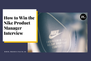 nike product manager interview