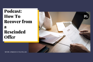 how to recover from a rescinded offer