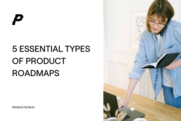 types of product roadmaps