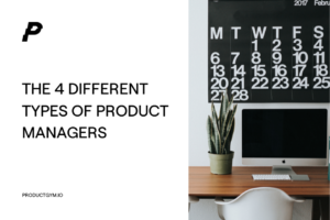 types of product managers