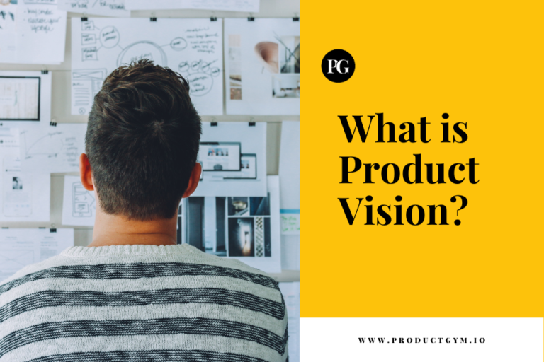 what is product vision