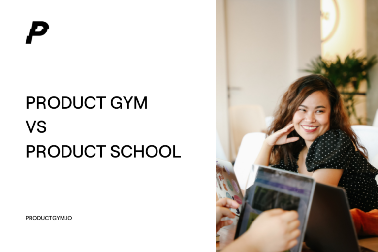 product gym vs product school