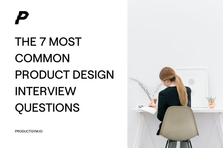 product design interview questions