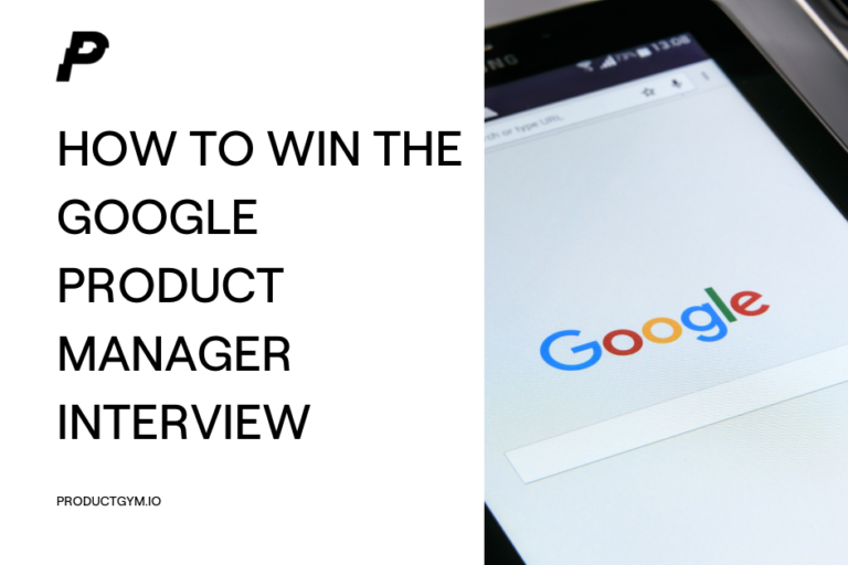 Google Product Manager Interview