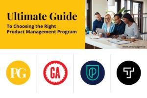 product management program