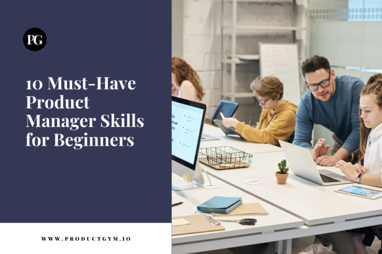 product manager skills