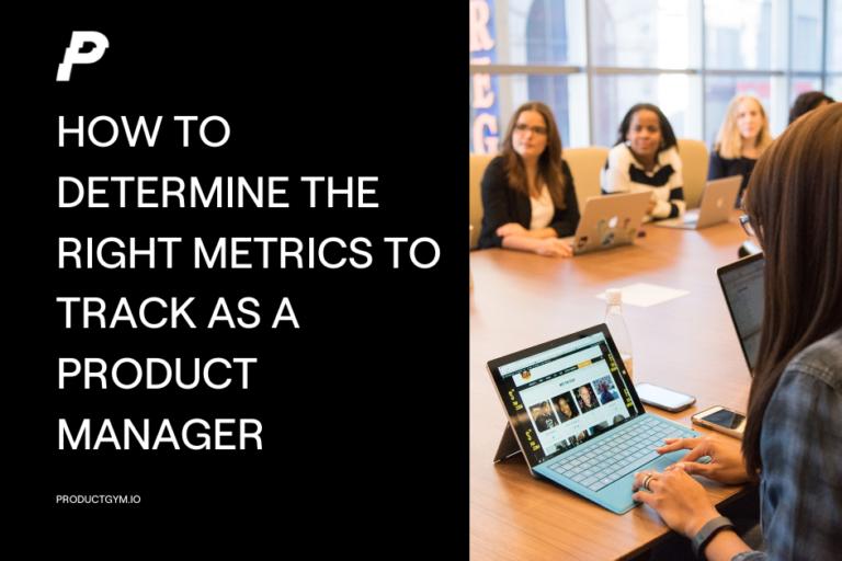 product management KPIs