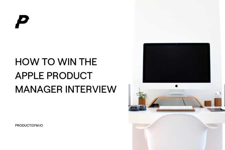 apple product manager interview