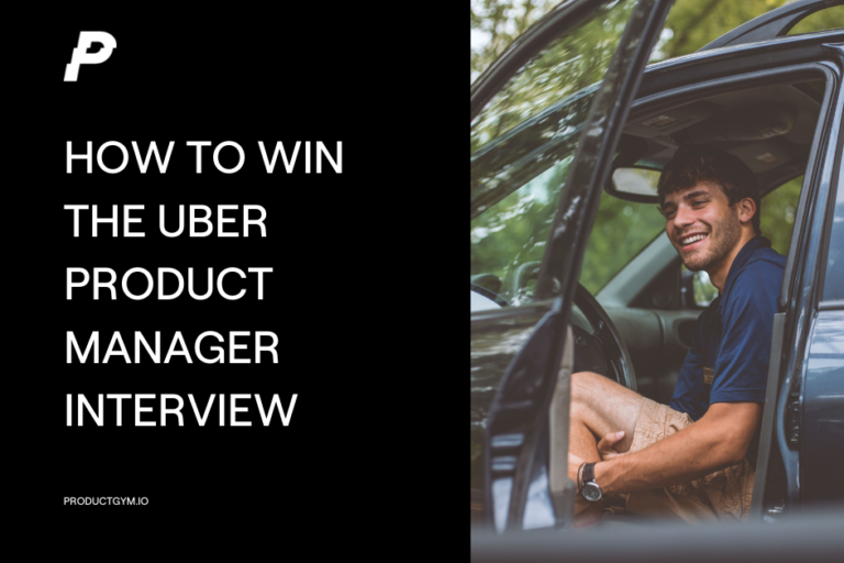 uber product manager interview