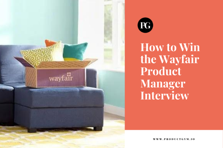 wayfair product manager interview