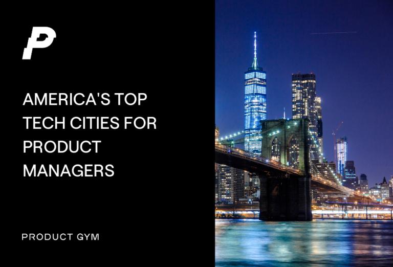 top tech cities