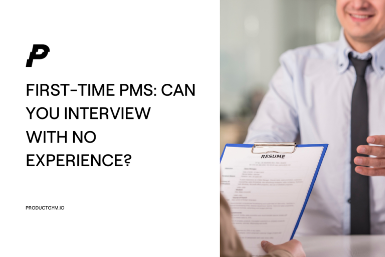 interview with no experience