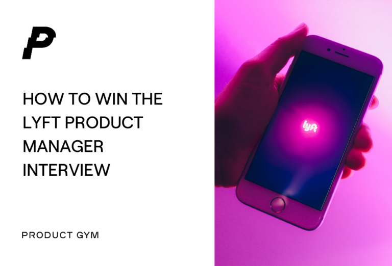 lyft product manager interview