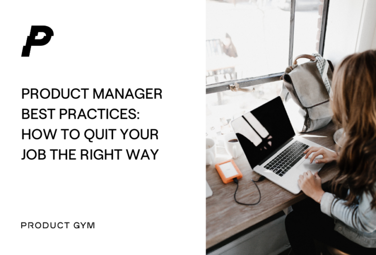 product manager best practices