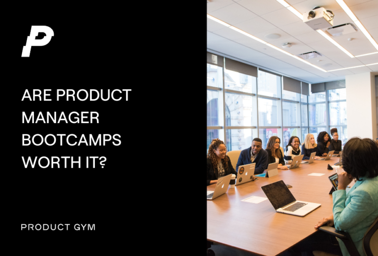 product manager bootcamps